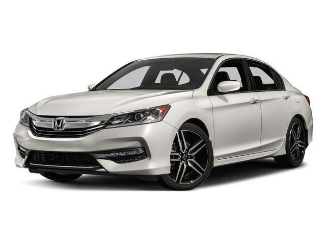 Certified Pre Owned 2017 Honda Accord Sedan Sport