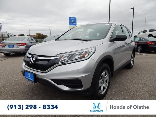 Nice Certified Pre Owned 2016 Honda CR V LX