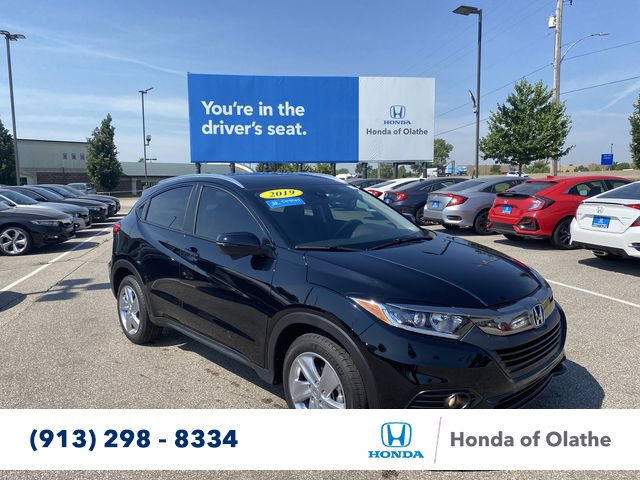 Certified Pre-Owned 2019 Honda HR-V EX