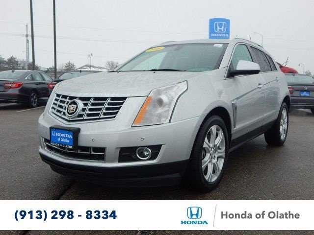 Pre Owned 2016 Cadillac Srx Performance Collection In Olathe