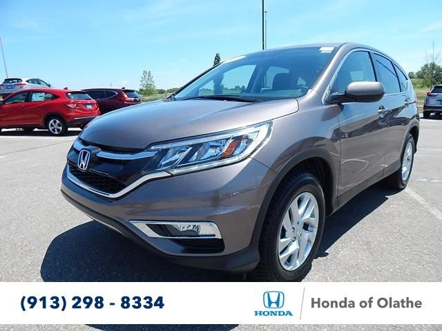 Amazing Certified Pre Owned 2016 Honda CR V EX