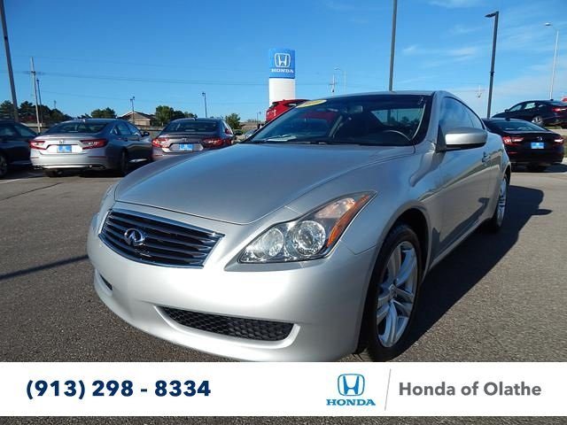Pre-Owned 2010 INFINITI G37 Coupe x in Olathe #H726111S | Honda of ...