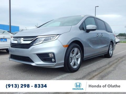 Certified Pre-Owned 2019 Honda Odyssey EX-L